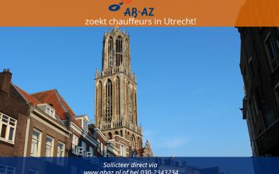 Studentchauffeurs gezocht in Domstad Utrecht!