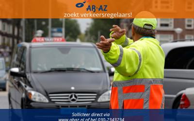 Verkeersregelaar met aanstellingspas gezocht!
