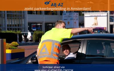 Parkeerbegeleider in Amsterdam gezocht!